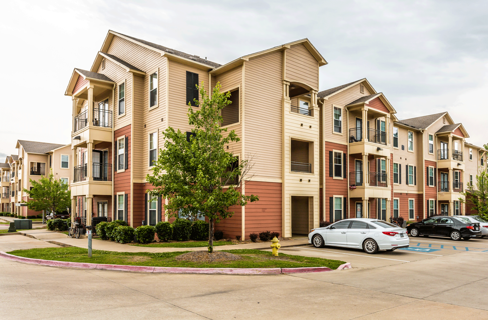 Vista Place Apartments In Russellville Ar