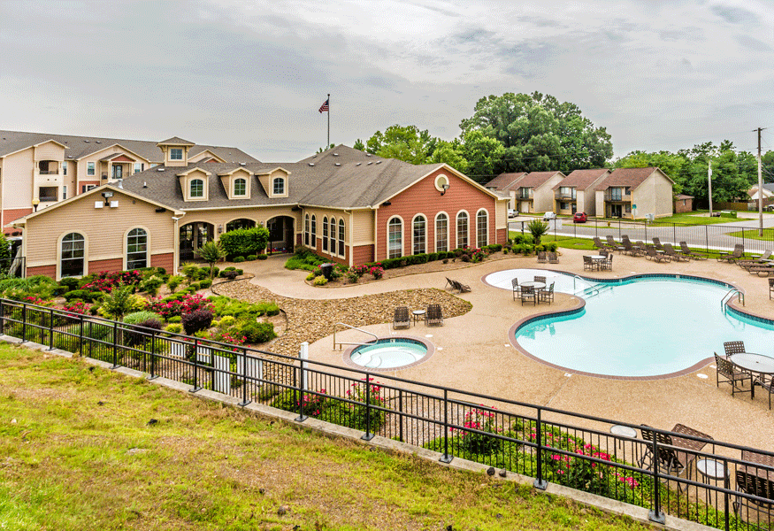 at Vista Place, Russellville, AR, 72801