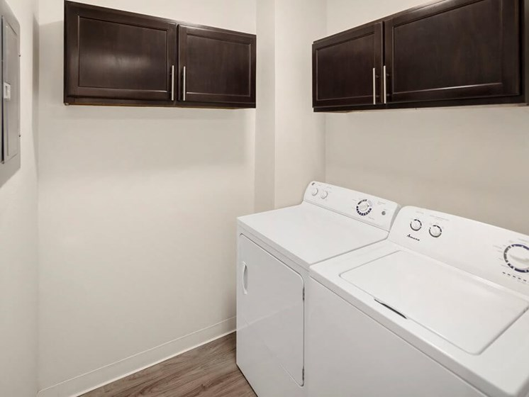 apartments with washer/dryer in apartment