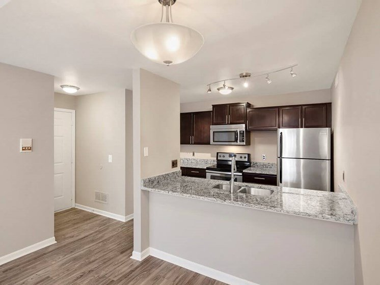 remodeled apartments in Howell MI for rent
