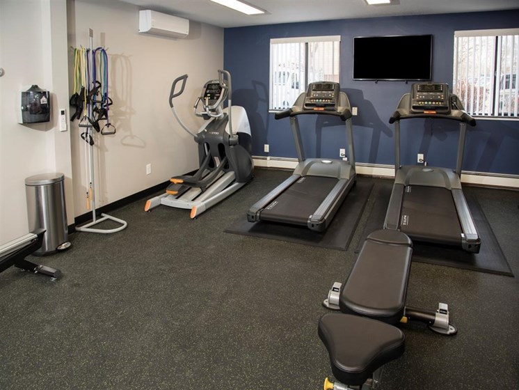 24 hour Fitness Center at The Commons of Inver Grove, Inver Grove Heights, 55076