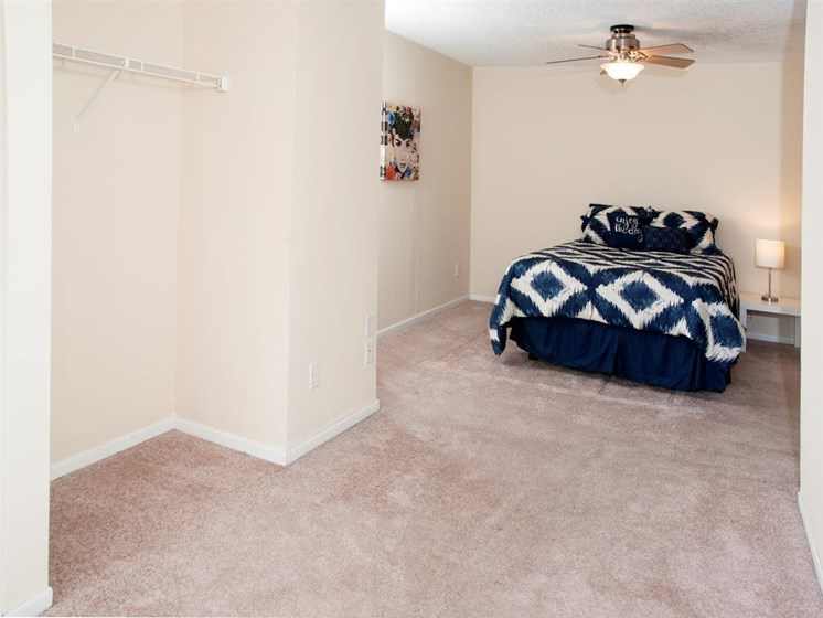 King-Sized Bedrooms at The Commons of Inver Grove, Inver Grove Heights, 55076