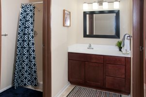 Custom Vanity Lighting at The Commons of Inver Grove, Inver Grove Heights, MN