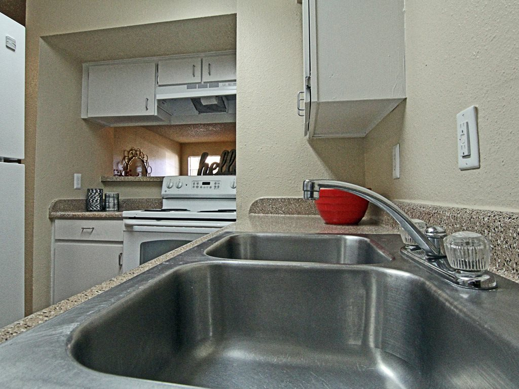 Kitchen Sink at Parks on the Green, TX, 76504