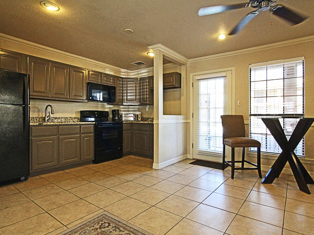 Kitchen at Parks on the Green, TX, 76504