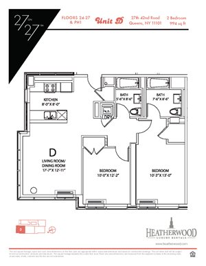 27 on 27th floorplans