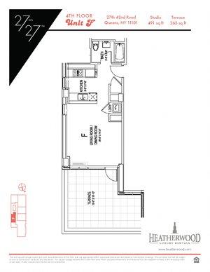 27 on 27th floorplans
