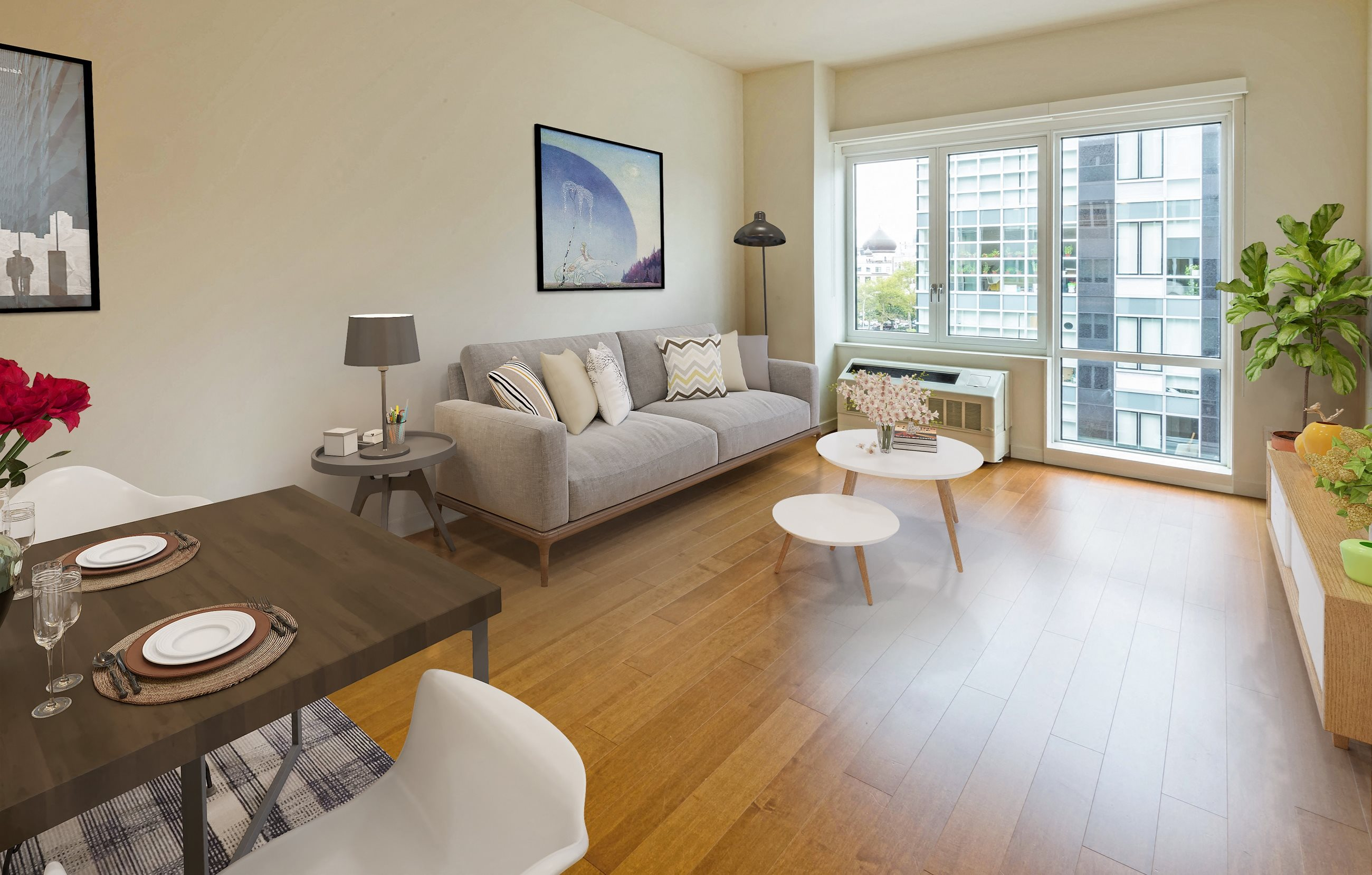 544 union luxury apartments for rent in williamsburg - 1 bedroom apartments williamsburg brooklyn ...