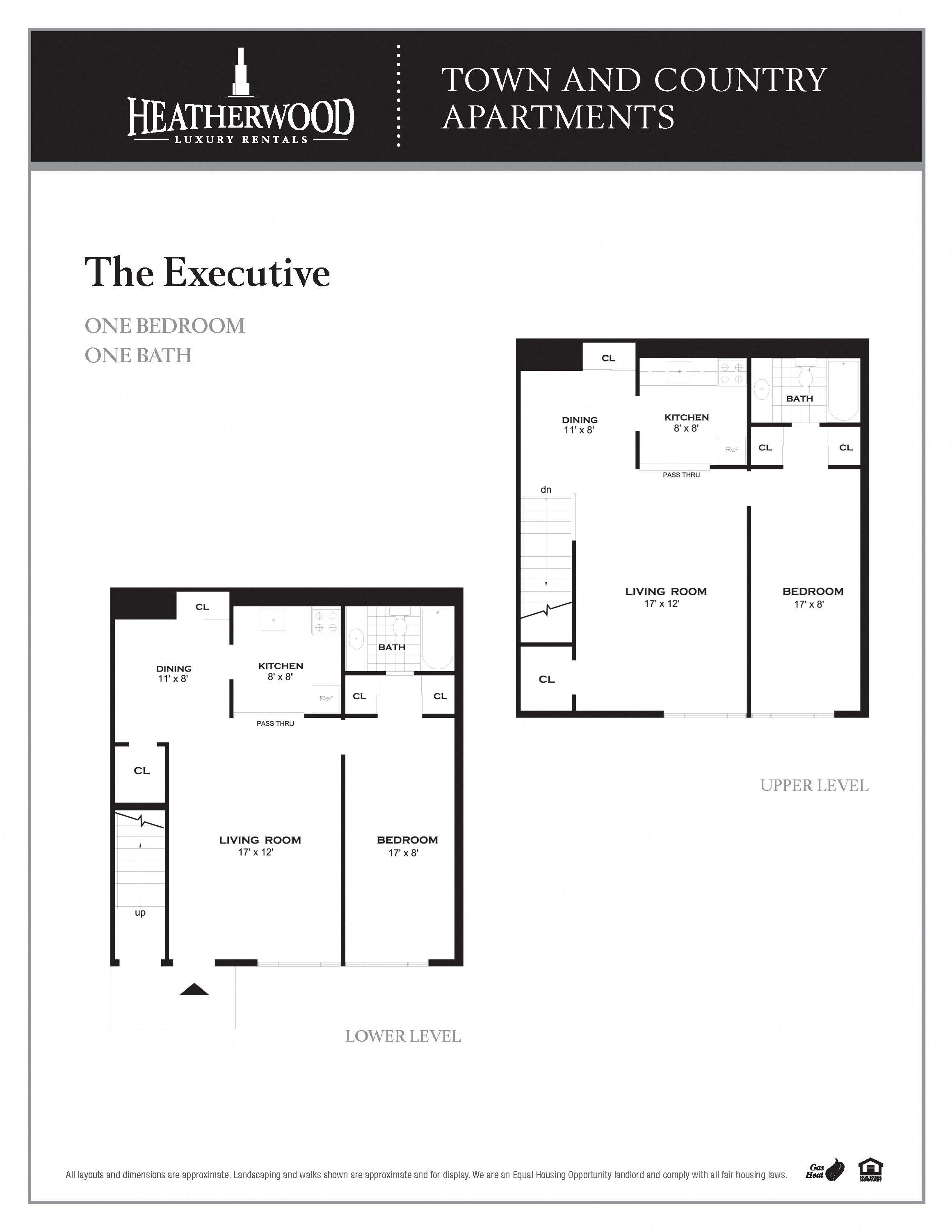 The Executive Floor Plan 2