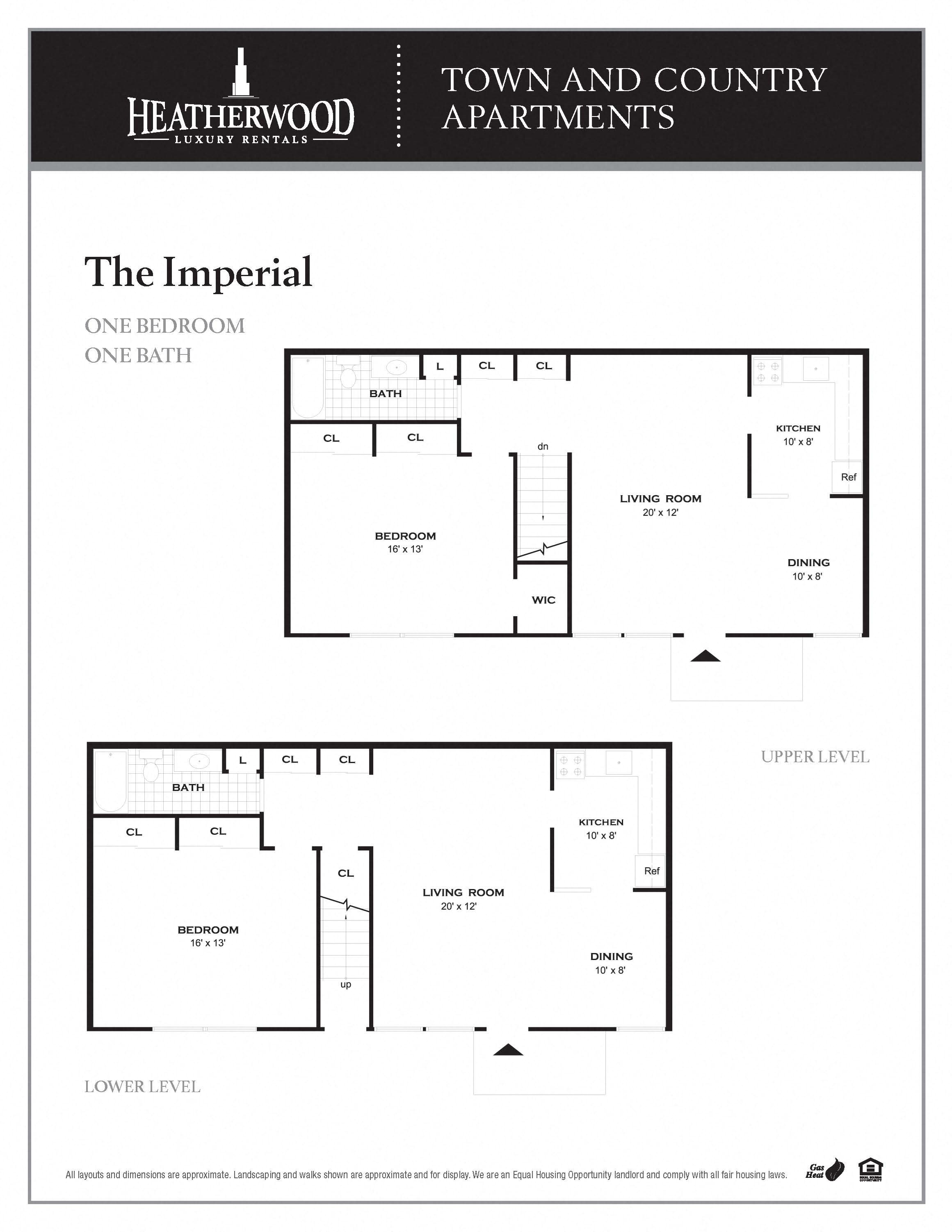 The Imperial Floor Plan 3