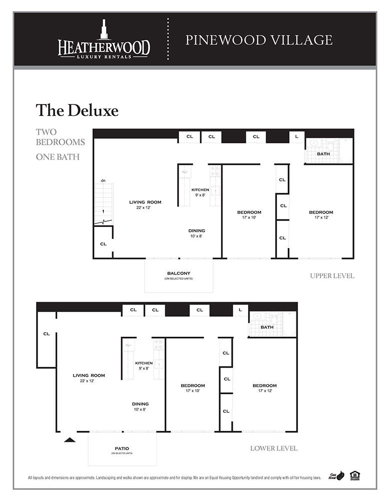 The Deluxe Floorplan at Pinewood Village, Coram, NY, 11727
