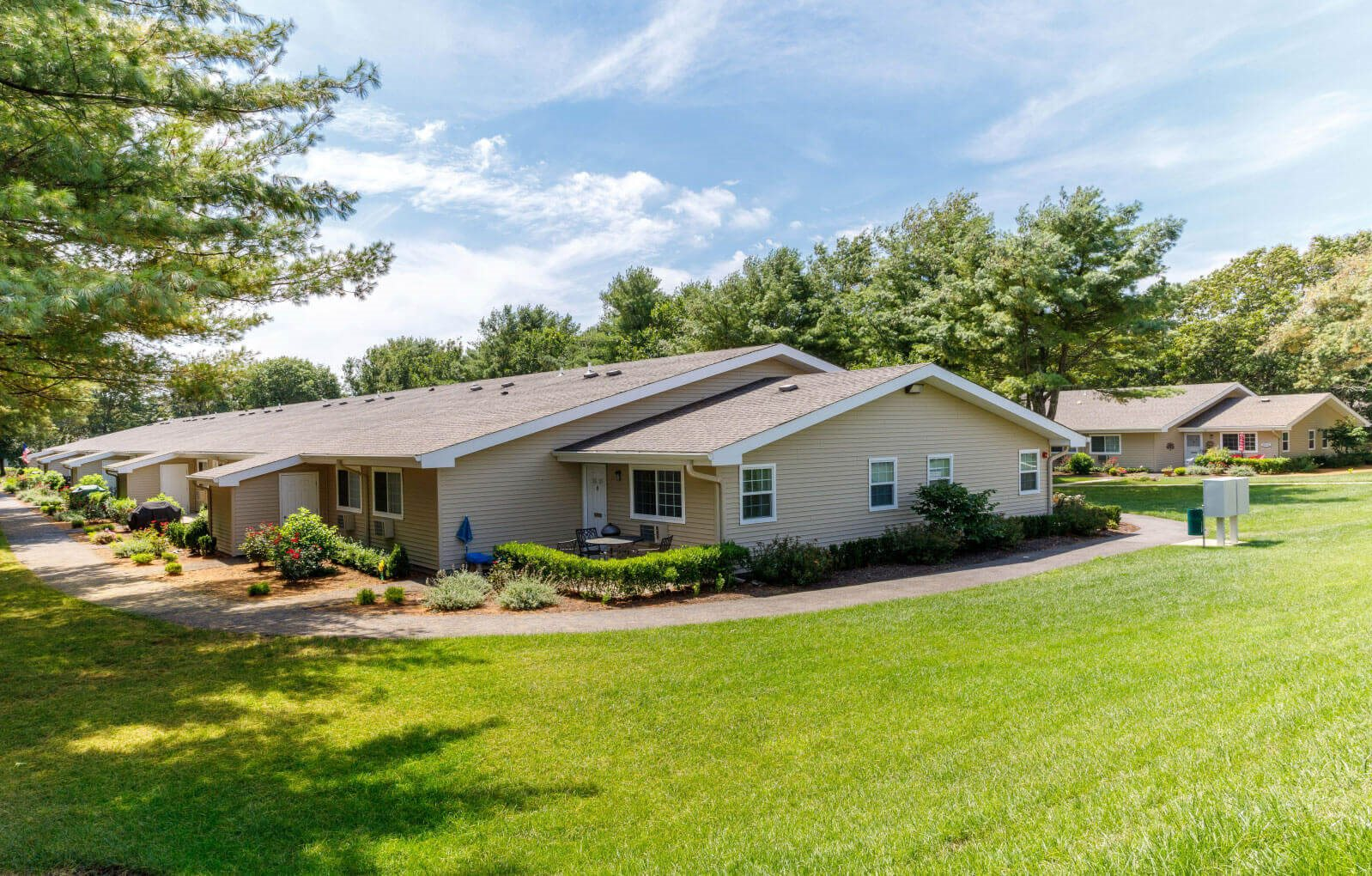 Lush Green Outdoors at Pine Hills South, New York