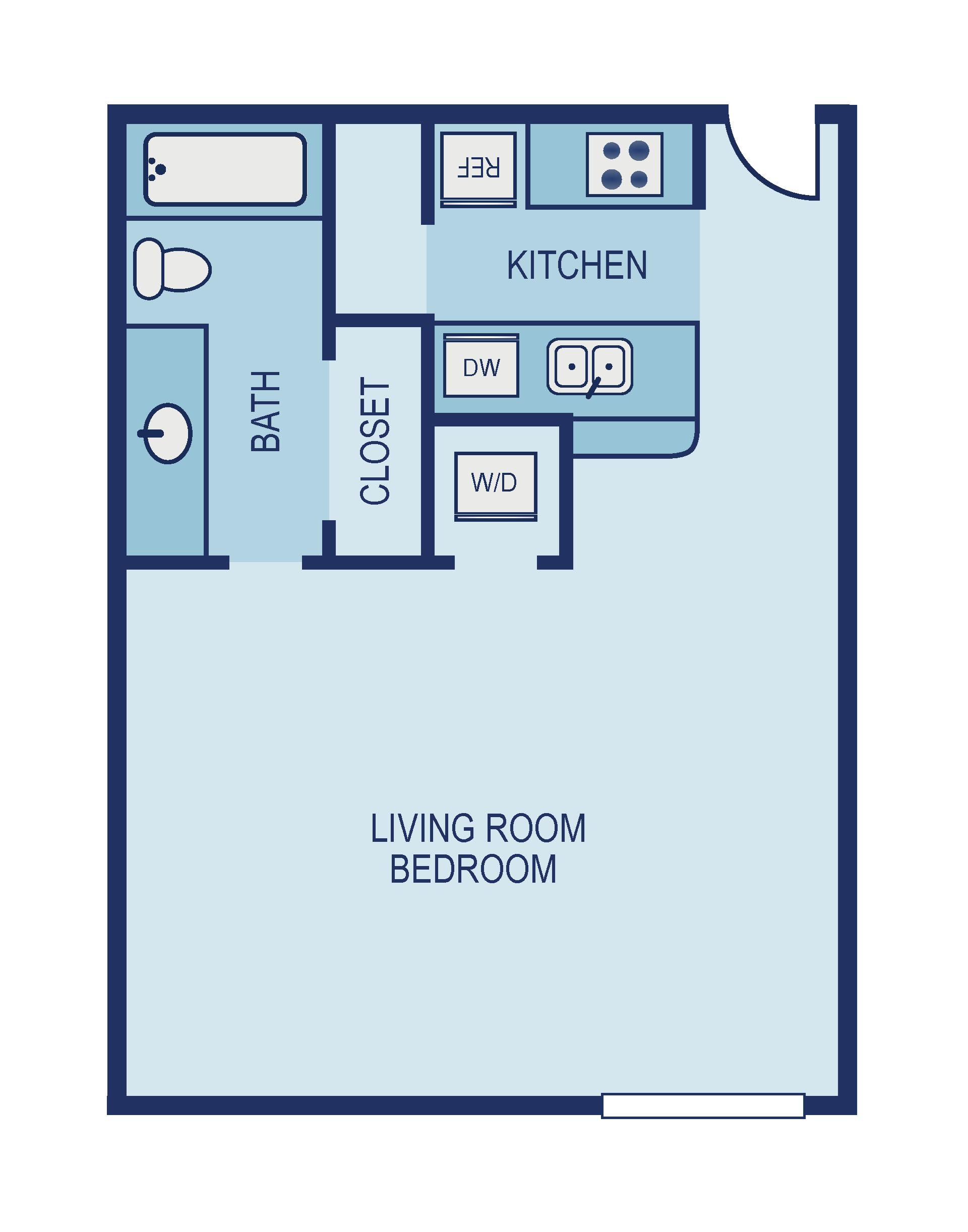 Eff Floor Plan 1