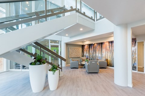 Picturesque Lobby Area at The Bluffs at Highlands Ranch, Highlands Ranch
