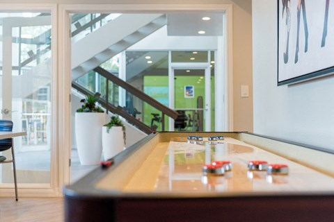 Game Table at The Bluffs at Highlands Ranch, Colorado