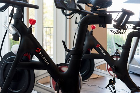Peloton Bike And Training Space at The Bluffs at Highlands Ranch, Colorado, 80129