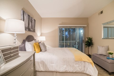Private Master Bedroom at The Bluffs at Highlands Ranch, Highlands Ranch, CO, 80129