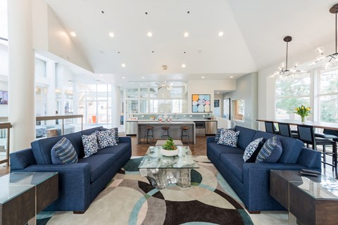Large Interactive Clubhouse at The Bluffs at Highlands Ranch, Highlands Ranch, Colorado