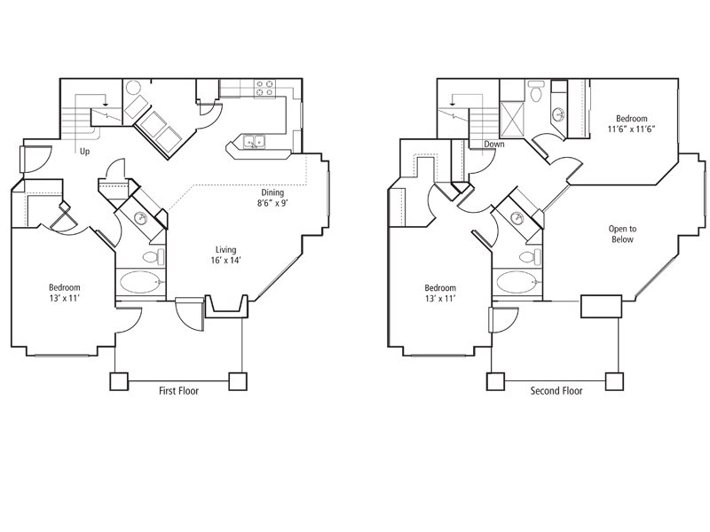 Columbine Floor Plan 9