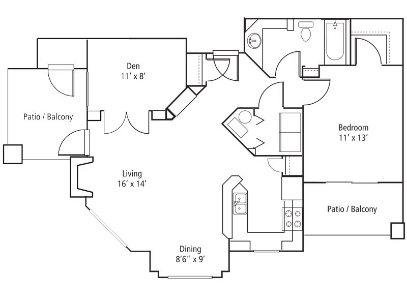 Conifer Floor Plan 3