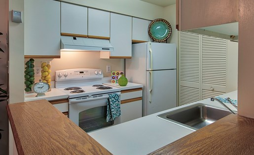 Waterman's Crossing Apartments Kitchen 4
