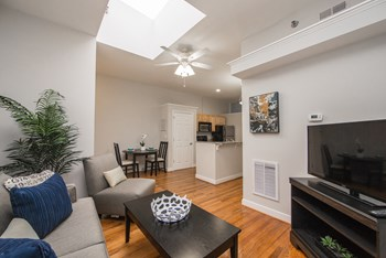 711 West Broad Street Studio-3 Beds Apartment for Rent Photo Gallery 1