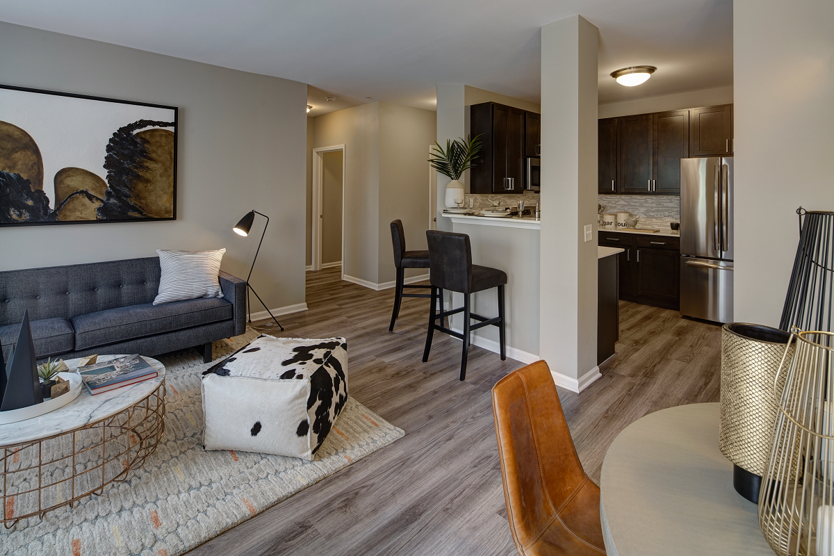 Luxurious interiors With Modern Amenities at City View at the Highlands, 2720 S Highland Ave, Lombard, 60148