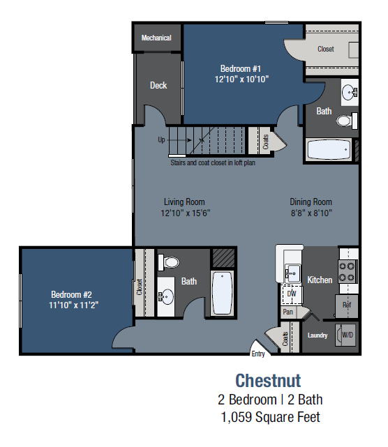 Chestnut Floor Plan 5