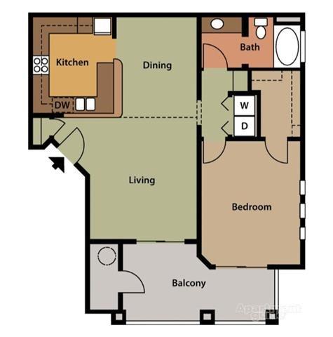 Floor Plan A2 Floor Plan 3