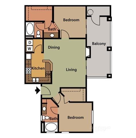 Floor Plan C1 Floor Plan 4