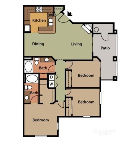 Floor Plan D1 Floor Plan 6