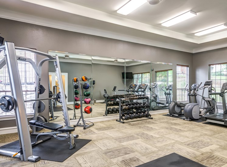 Fitness Center, Riverstone at Owings Mills