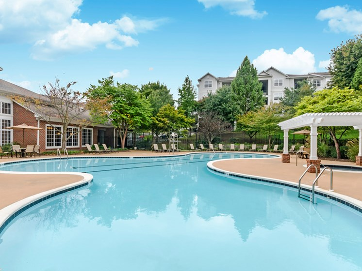 Swimming Pool, Riverstone at Owings Mills