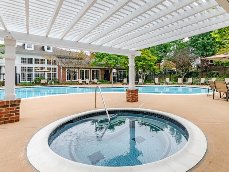 Swimming Pool Spa, Riverstone at Owings Mills