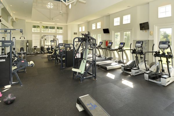 Fitness Center | The Arbors At Carrollwood Apartments in Tampa, FL