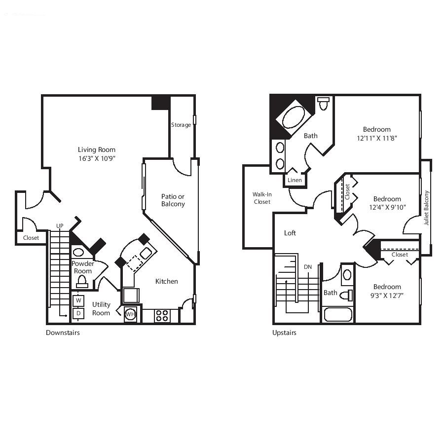 C Floor Plan 8