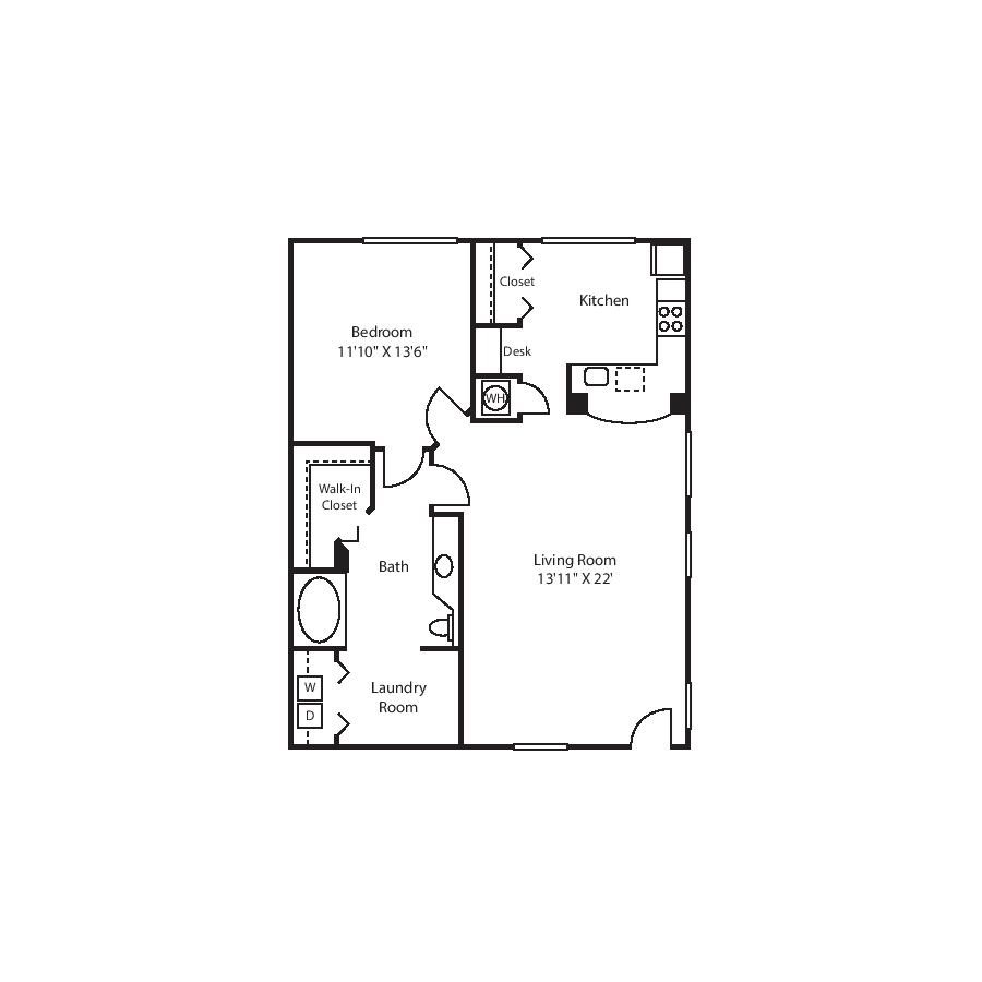 A4 Floor Plan 3
