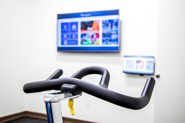 On-Demand Fitness Center