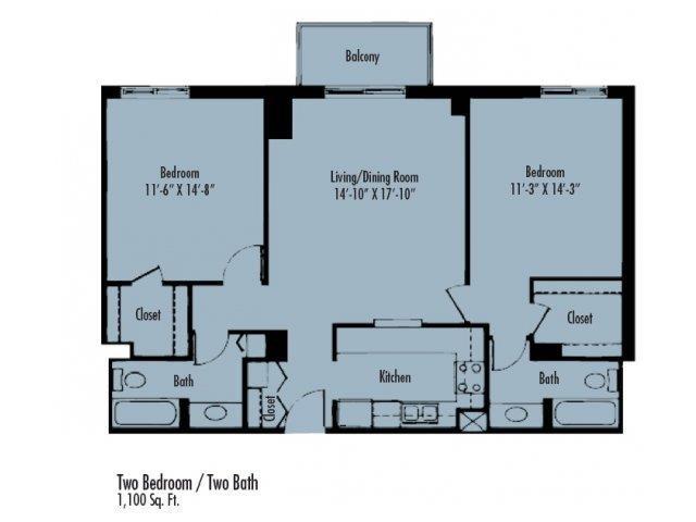 B1 Floor Plan 4