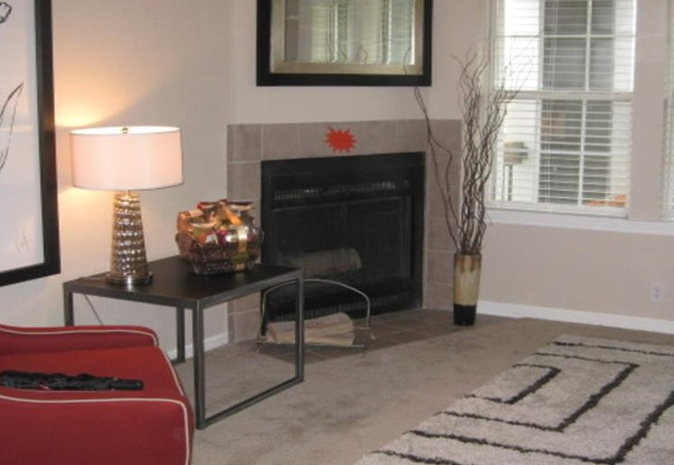 Fireplaces In Select Apartment Homes
