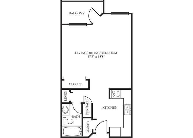 Afton Floor Plan 1