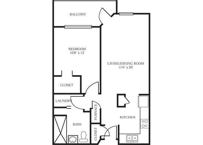 Itasca Floor Plan 3