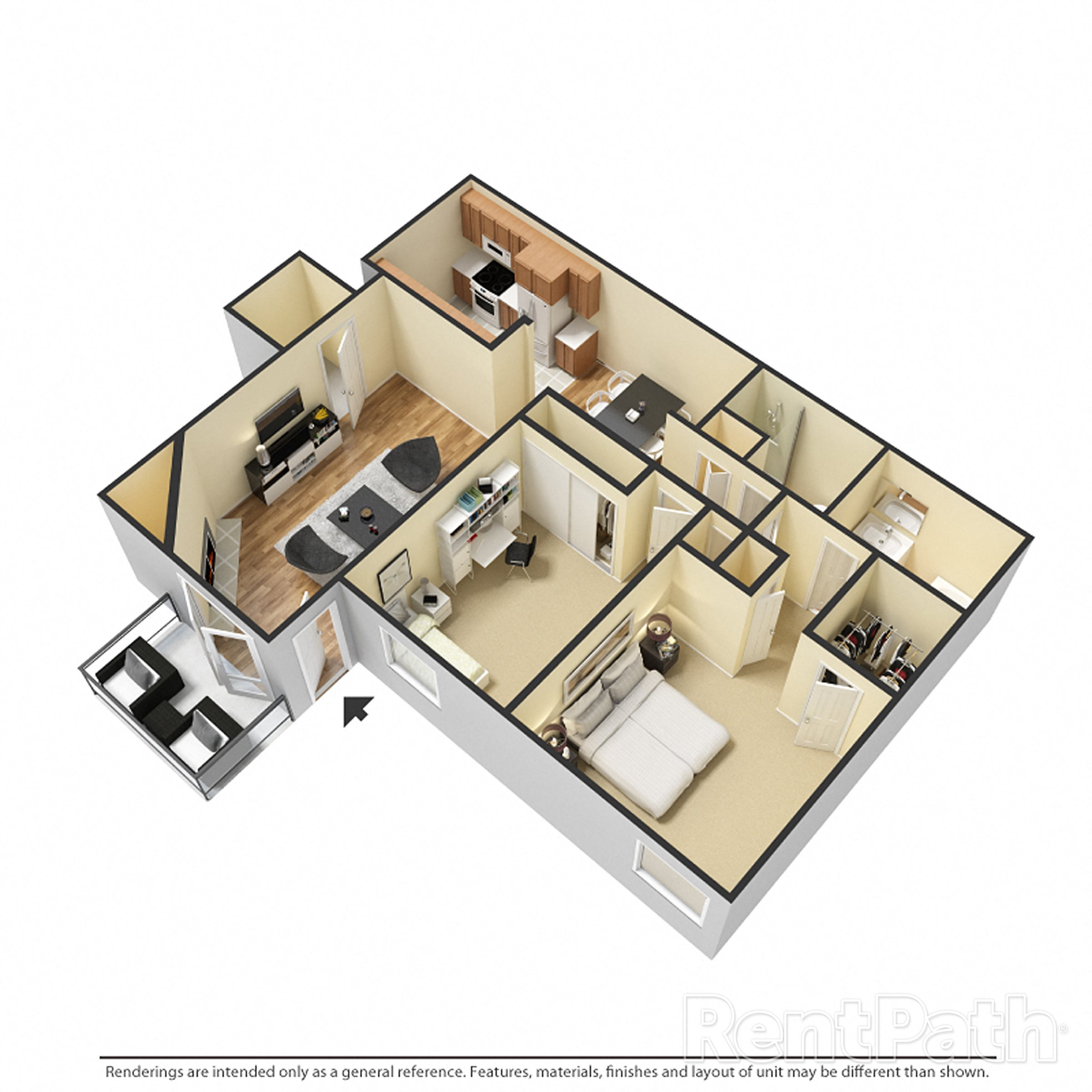 Quartz-R Floor Plan 4