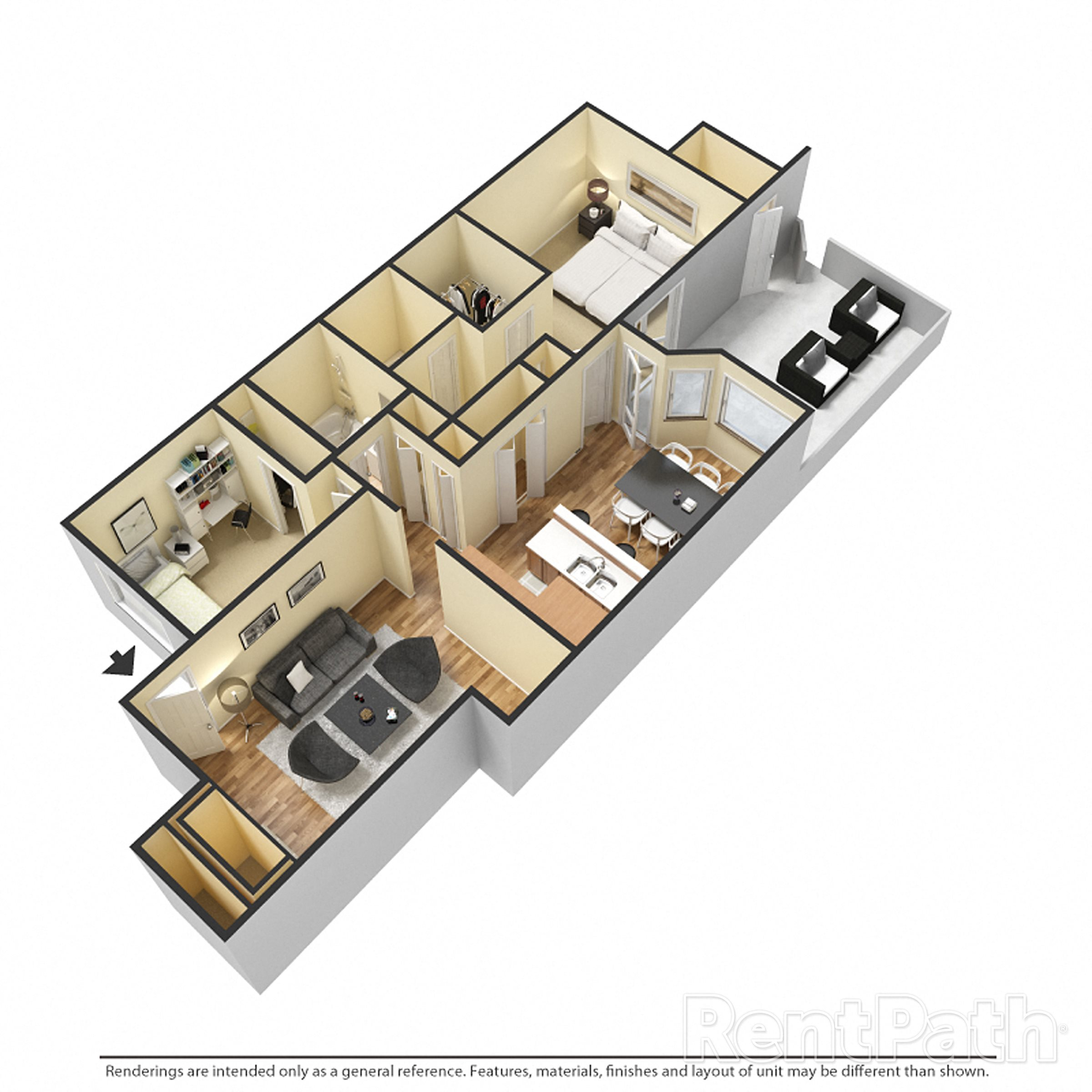 Jade-R Floor Plan 3