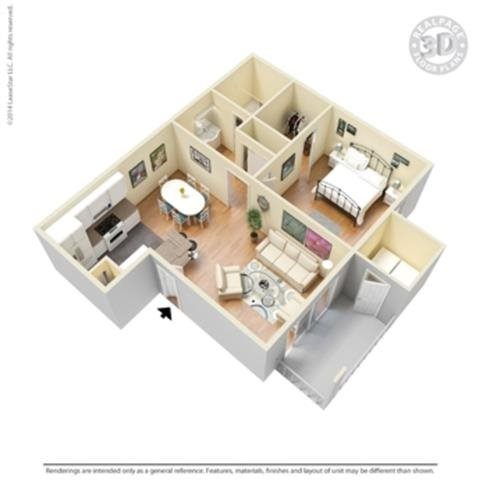 The Esplande-R Floor Plan 3