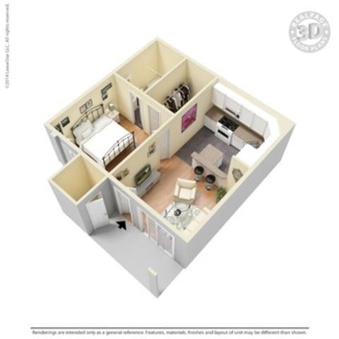 Promenda-R Floor Plan 1