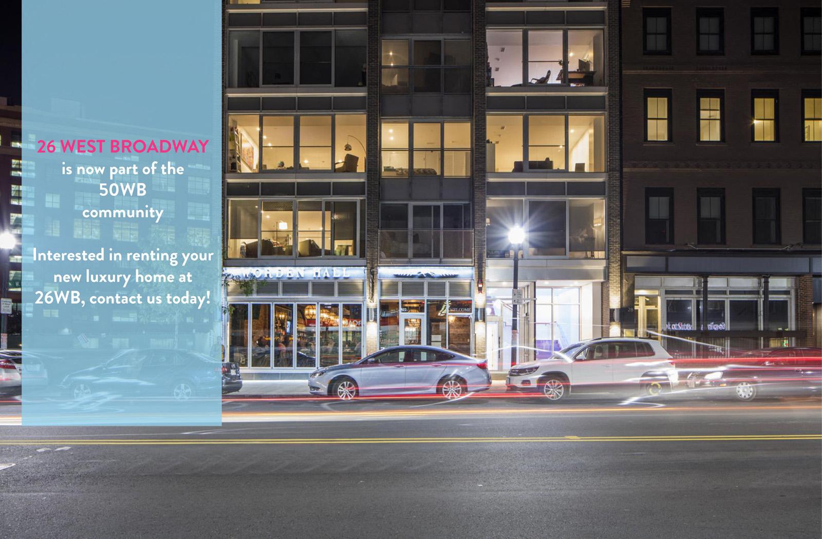 50 west broadway apartments in south boston ma rh 50wb com