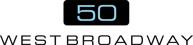50 West Broadway South Boston Apartments Logo