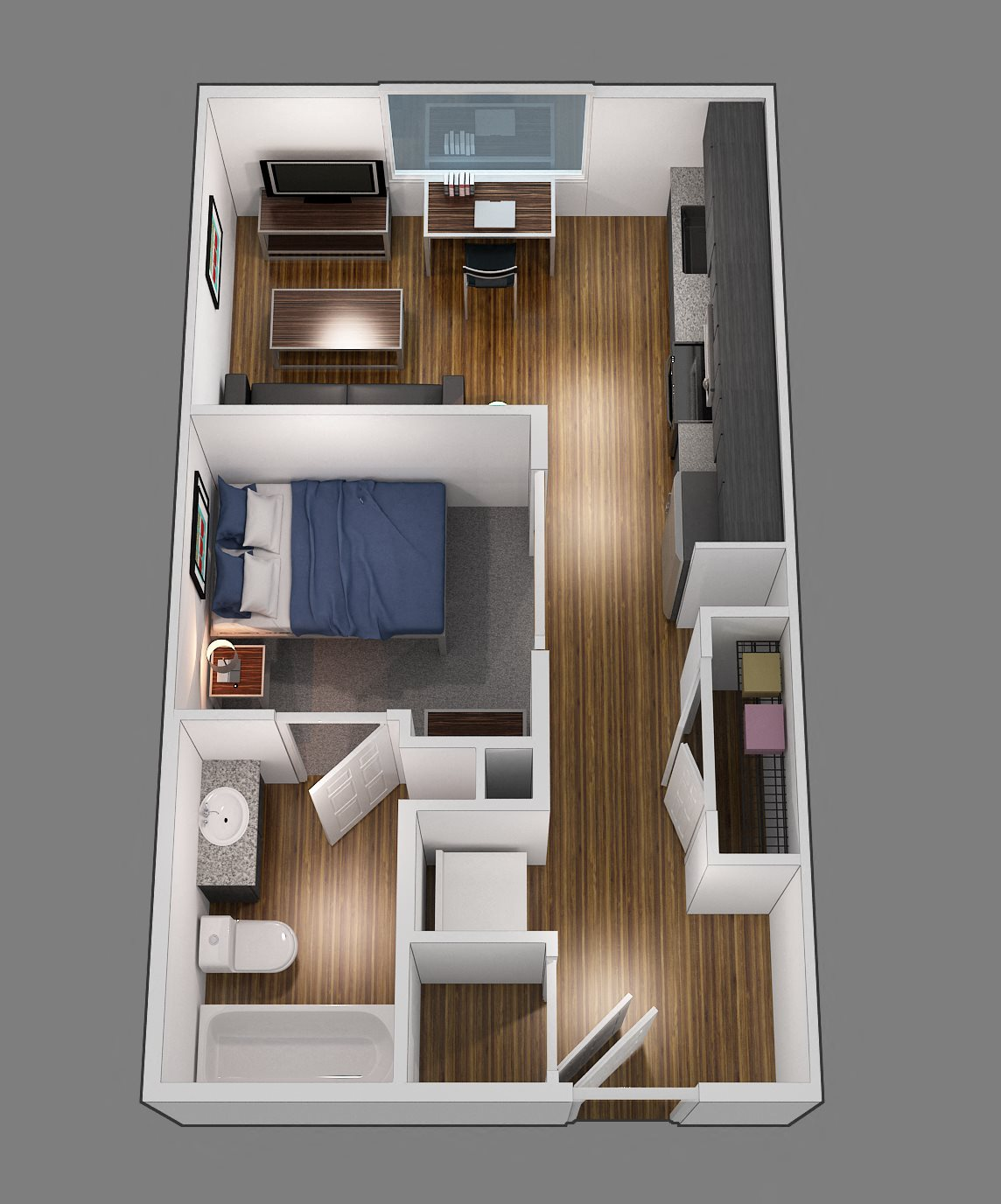 floor plans of park place at waco in waco tx studio floor plan 1