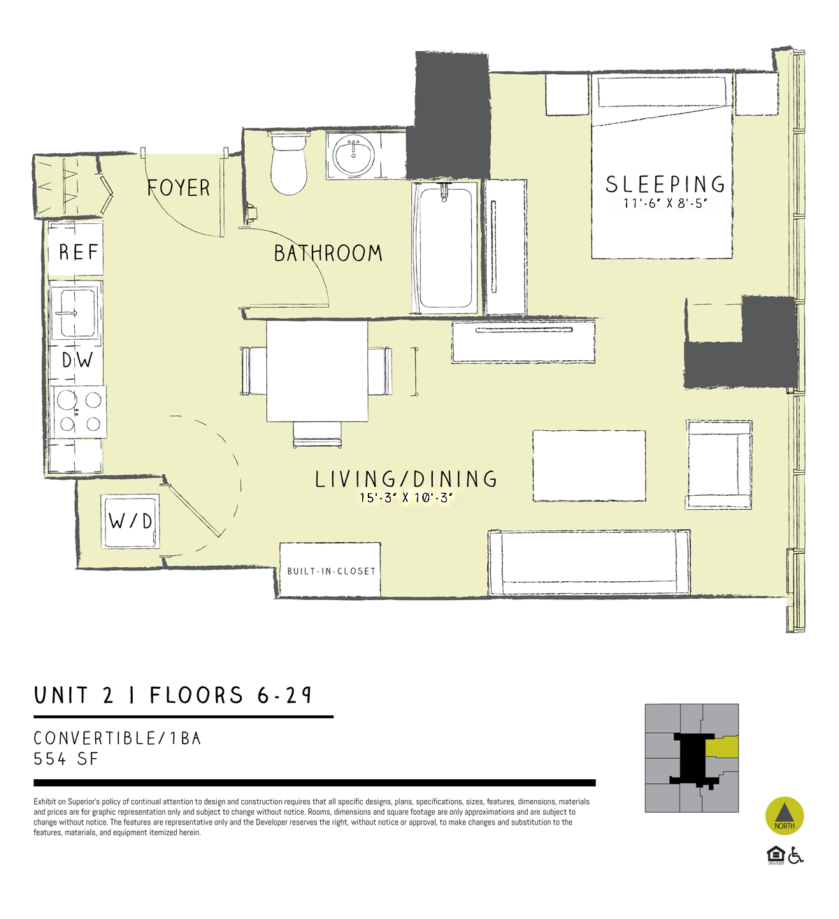 Convertible 02 Floor Plan 3